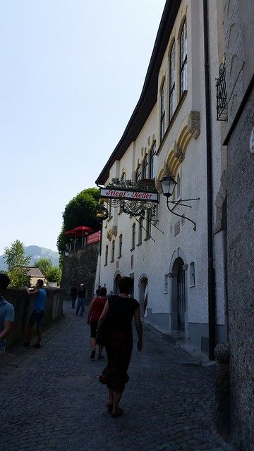 Day Trip to Salzburg & Lake District