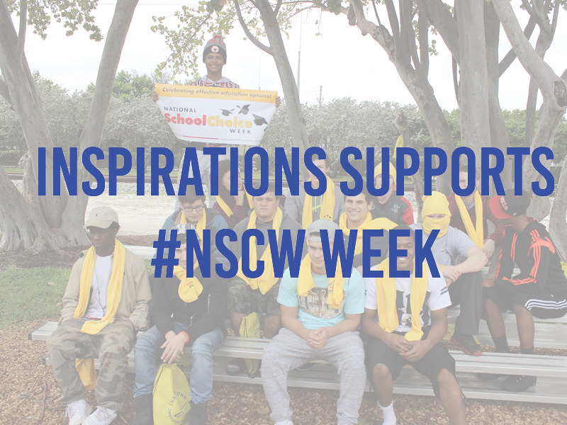 Inspirations participates in National School Choice Week 2016 thumbnail