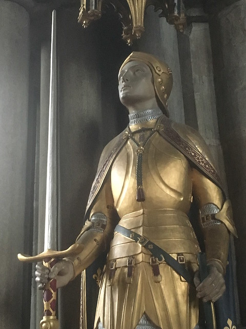 Joan of Arc, Winchester Cathedral