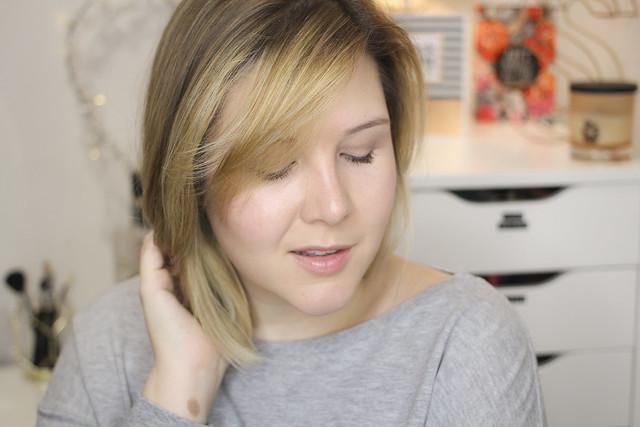 work makeup routine