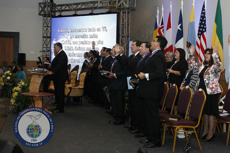 El día más esperado está aquí: Ceremonia Inaugural Conferencia Anual e Internacional Hualpén 2016