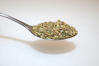 13 - Zutat Oregano / Ingredient oregano