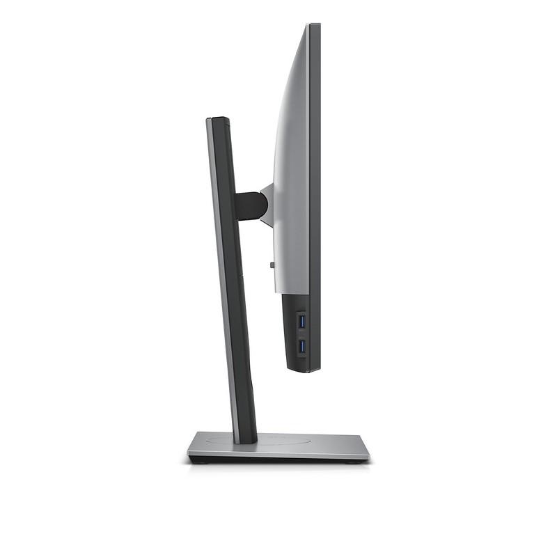 Dell UltraSharp 27 InfinityEdge Monitor (U2717D) - Side