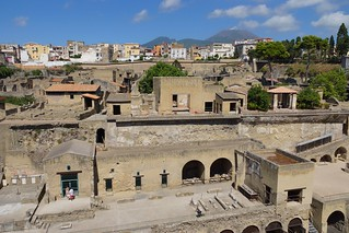 Bild von Herculaneum. italy geotagged campania ita portici ercolano geo:lat=4080535900 geo:lon=1434597900