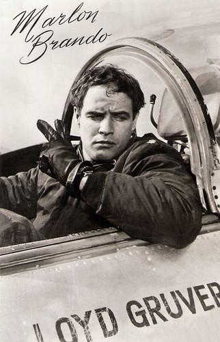 Marlon Brando in Sayonara (1957)