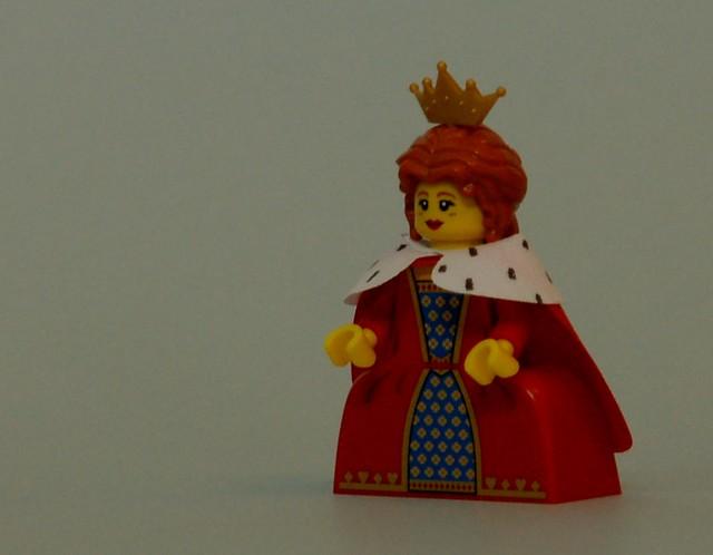 71011 LEGO Minifigures - Series 15 - Queen