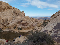 Top of Calico Tanks Trail