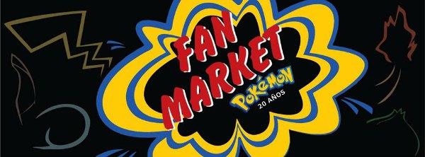Fan Market Pokemon 20 Años