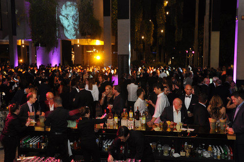 Guests at PAMM Art of the Party