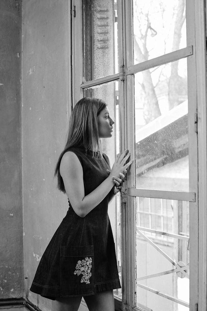 Адель Экзаркопулос — Фотосессия для «StudioCanal» 2016 – 1