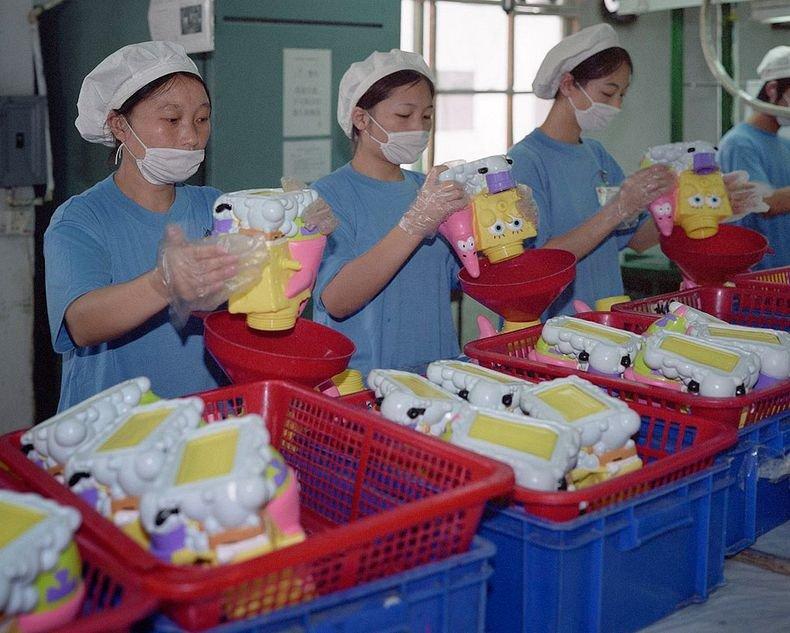 Toy Story︰中國女工與她所製作的玩具7