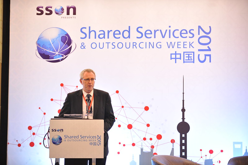 4th Annual Shared Services and Outsourcing Week China 2015