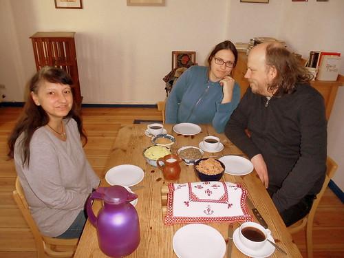 Monika, Suse, Tobias