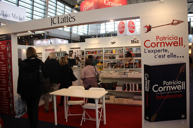 JC Lattès - Livre Paris 2016