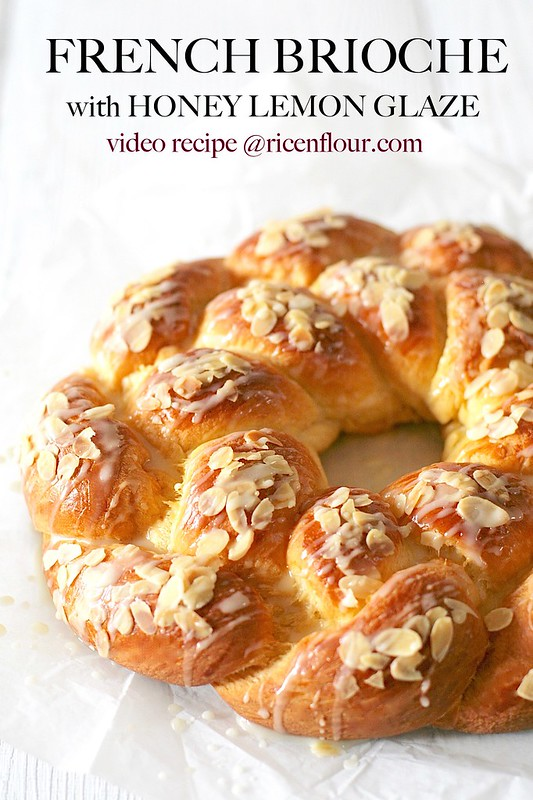 How to make authentic French Brioche (recipe from Le ...