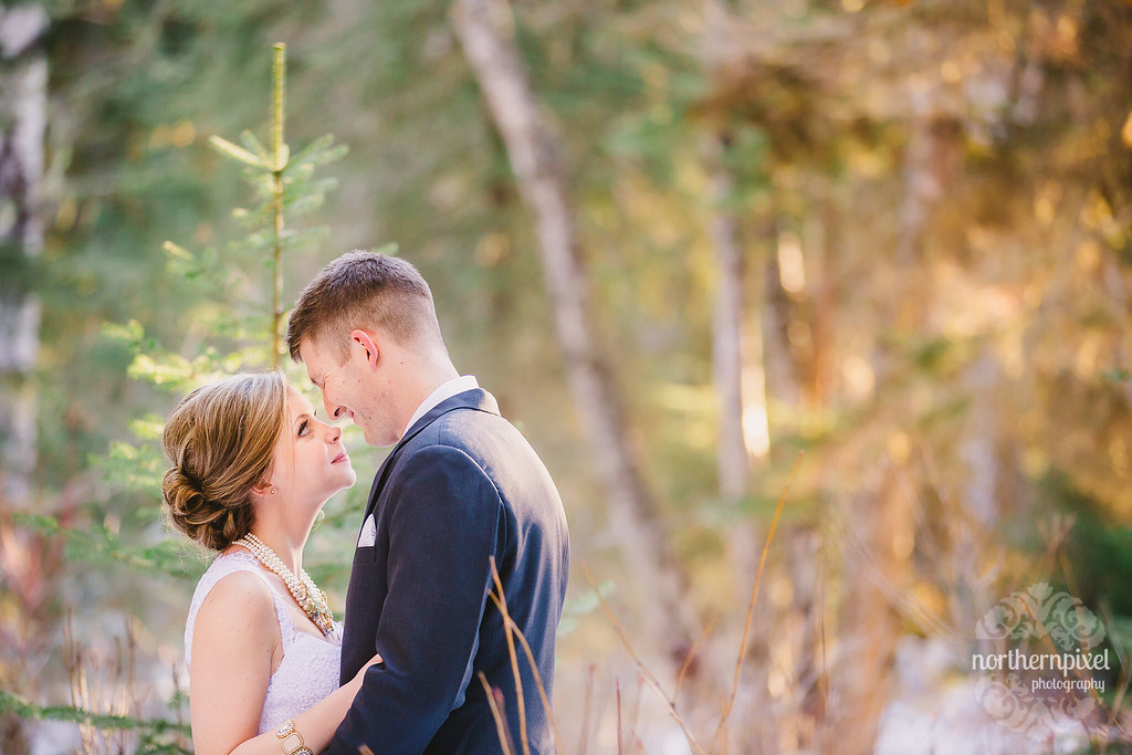Tanis & Blair - Prince George Wedding