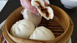 BBQ Pork Bun from Pu Kwong