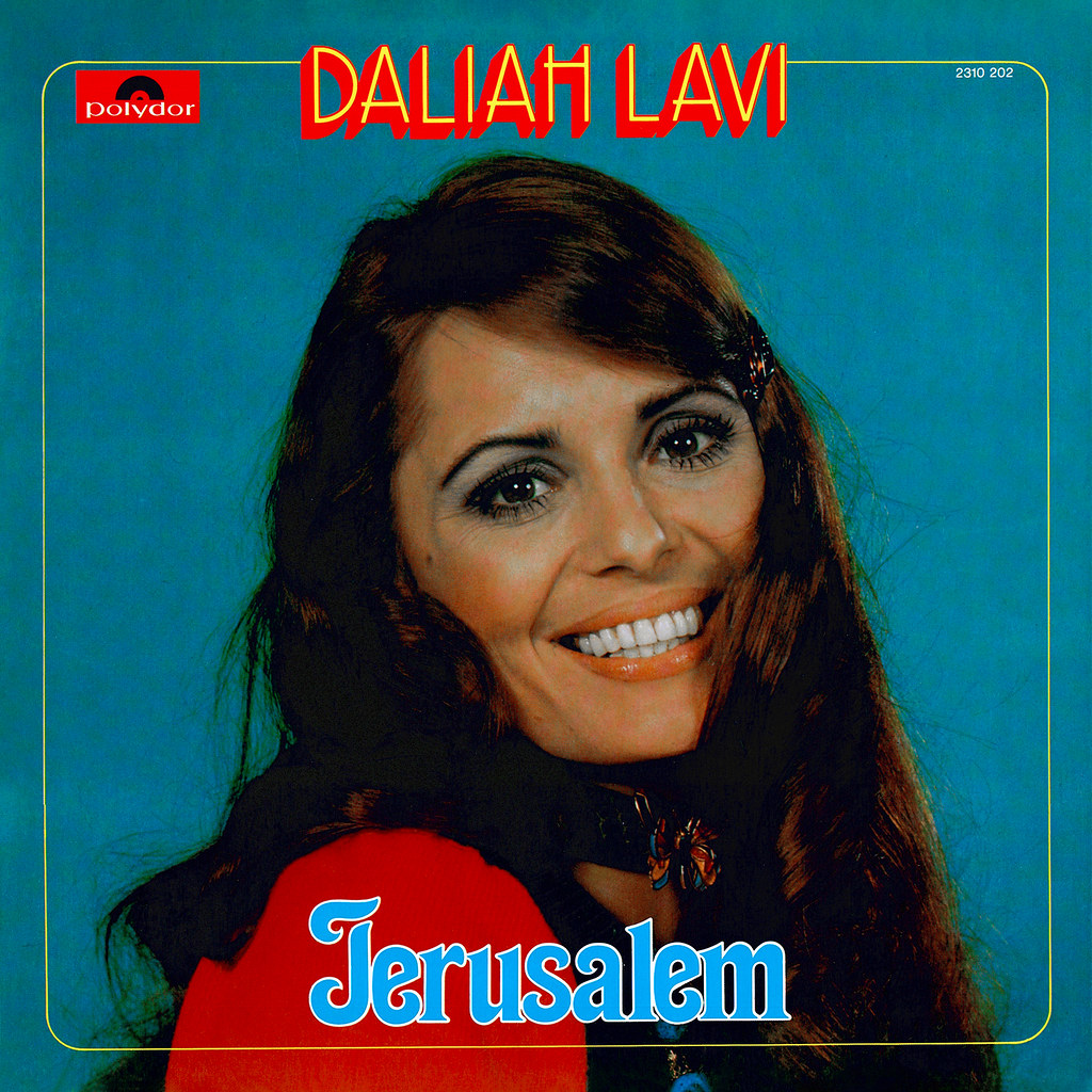 Daliah Lavi - Jerusalem