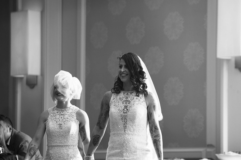 Elyse & Jessie | Kitchener Stylish & Romantic Wedding Photography Photography