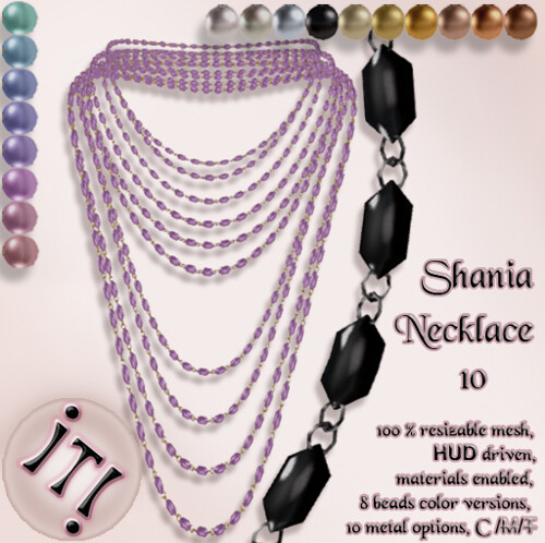 !IT! - Shania Necklace 10 Image