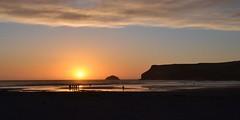 Polzeath Sunset 5. Nikon D3100. DSC_0282.