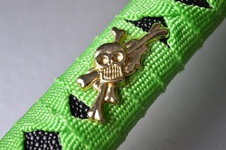 zombie-hunter-green-katana-samurai-sword