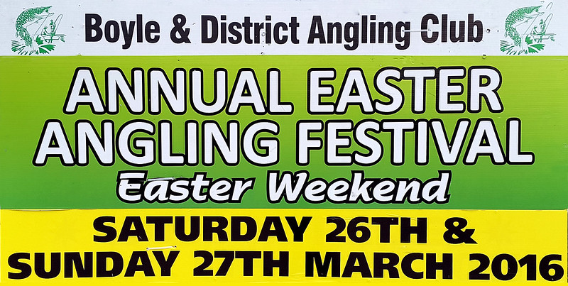 Boyle & District Easter Angling