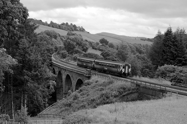156507 Enterkin Viaduct