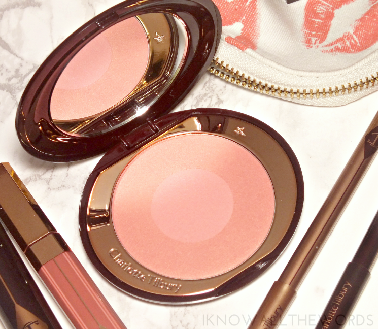 Charlotte Tilbury Love Glow Swish & Pop Blusher  (2)