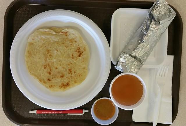 2016-Mar-18 Gee! Tastes Good - otak otak and roti canai