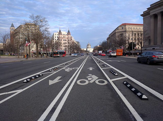 Bizarre Bicycle Infrastructure