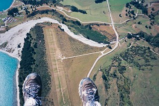 Catherine Stefaniuk - The Best Aereal View! - New Zealand
