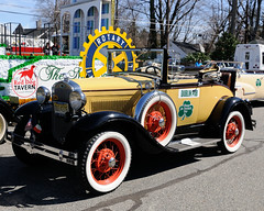 Morristown St. Patrick's Day Parade March 2016