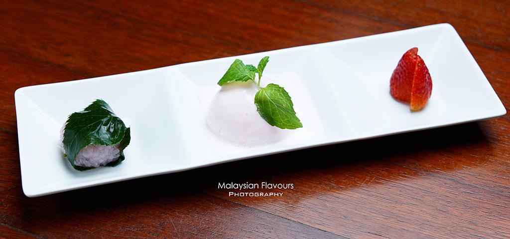 Tonkatsu by Wa Kitchen Pavillion KL dessert