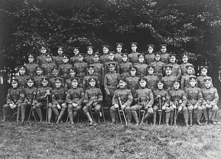 02262A Rushmoor Camp, Aldershot 1910