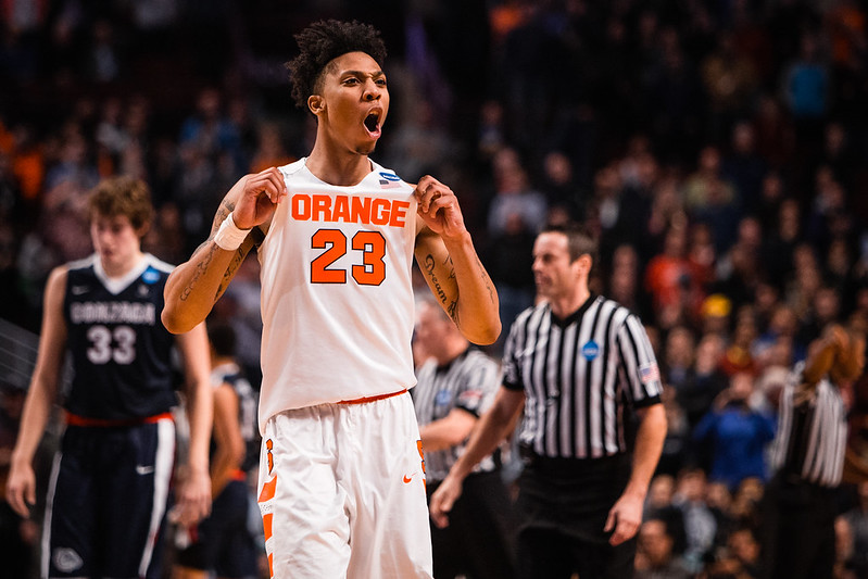 Syracuse Advances to Elite 8