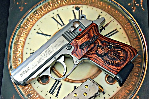 Walther PPKs 380