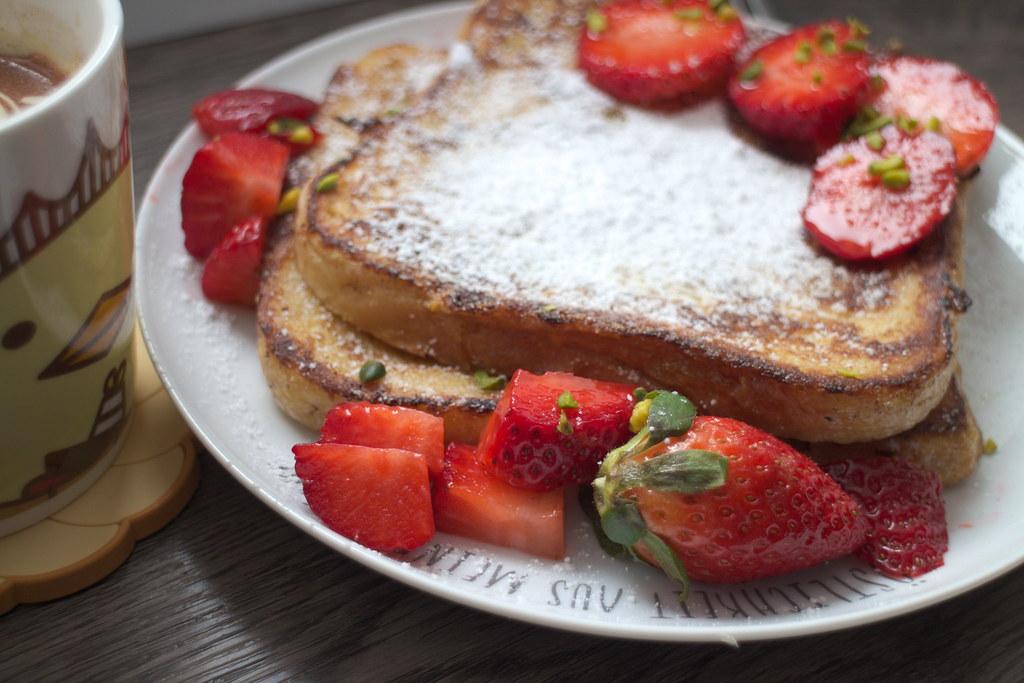 French Toast & Rilakkuma