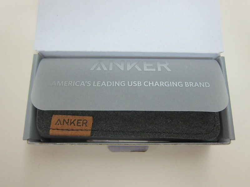 Anker PowerLine+ Lightning Cable - Box Open