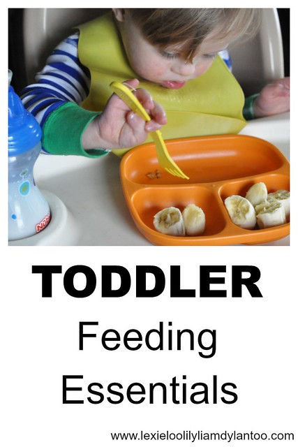 Toddler Feeding Essentials