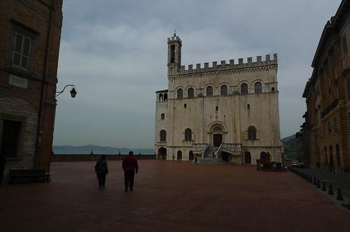 Gubbio, Umbria, Italy