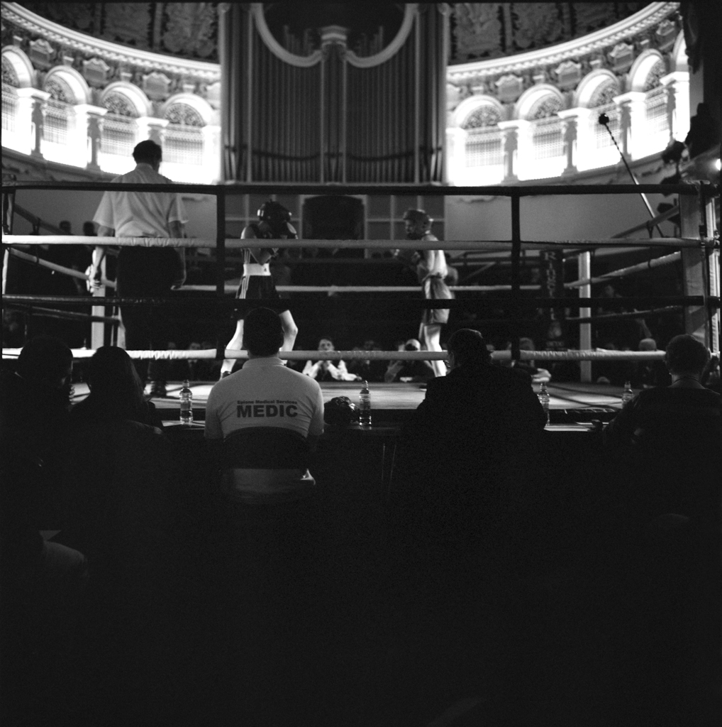 The 109th Varsity Boxing Match
