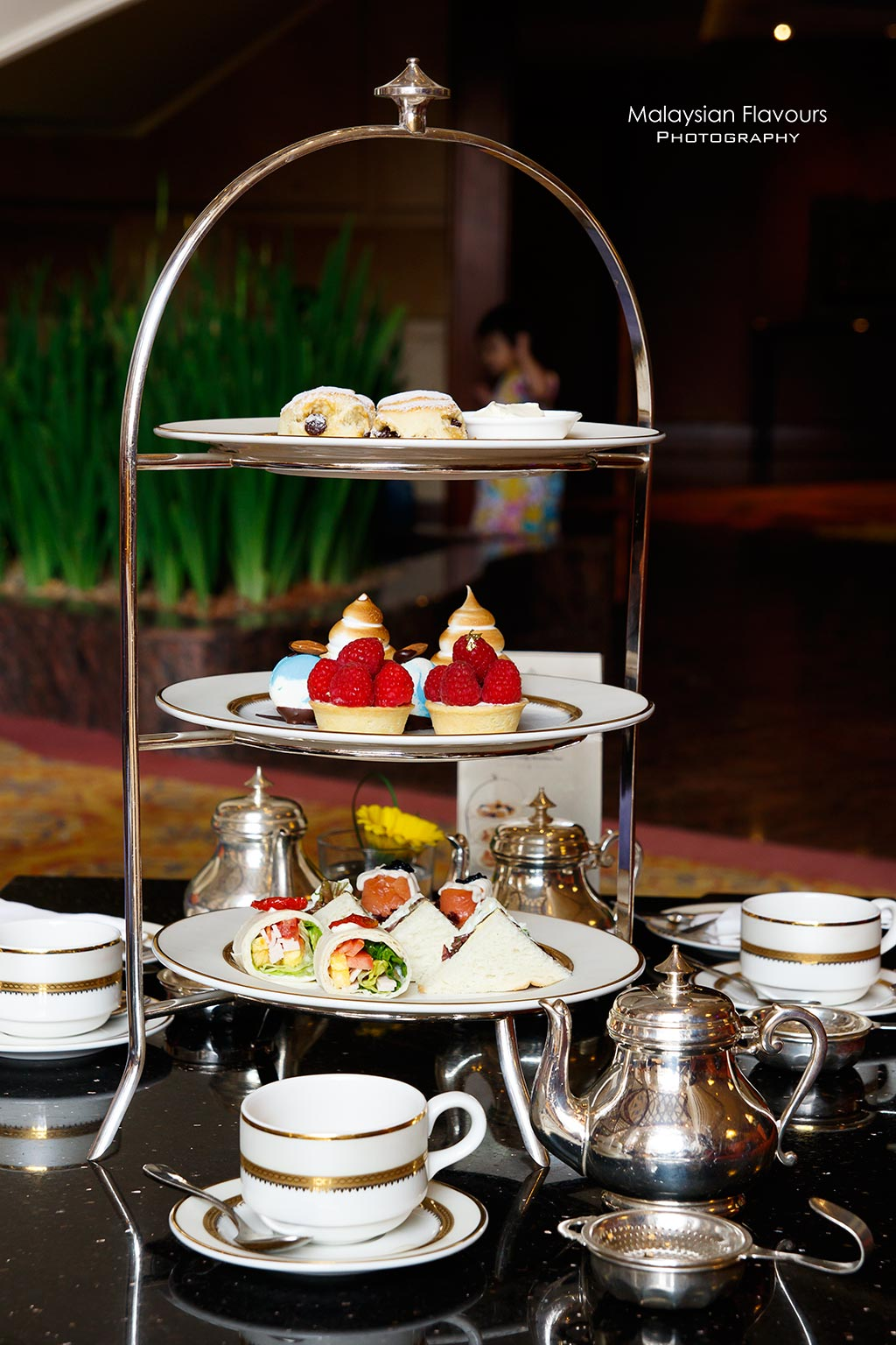 Classic Afternoon Tea Sheraton Imperial KL