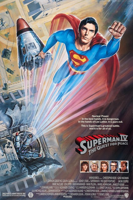 (1987) Superman IV The Quest for Peace