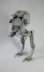 Imperial AT-ST (All Terrain Scout Transport)