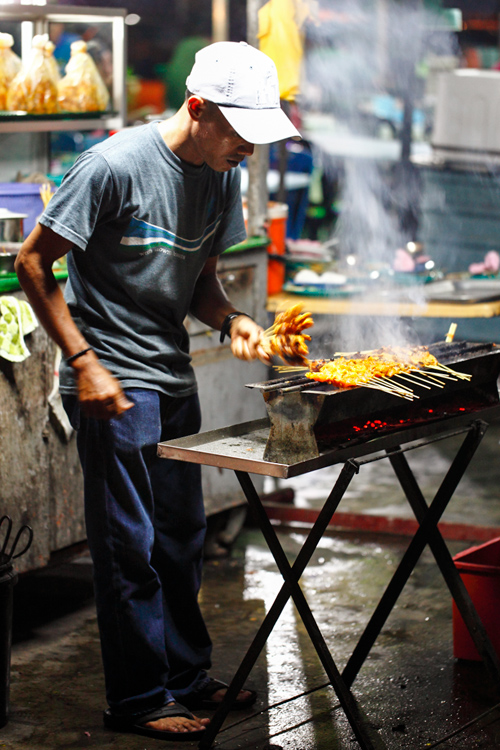 Sate Atok Grilling Satay