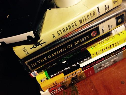 2016 reading
