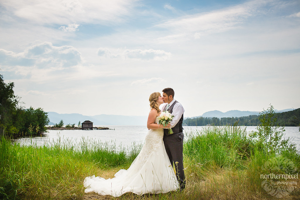 Francois Lake Wedding - British Columbia Lake Elopement