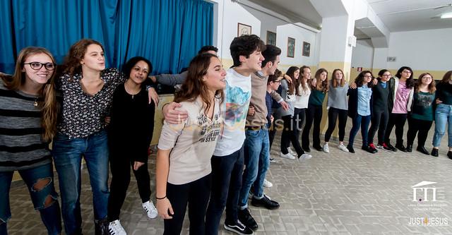 2015 Laboratorio Gospel con il Coro d'Istituto Liceo Classico e Musicale G. Palmieri di Lecce