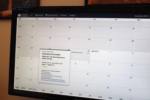 Evenemang i din kalender